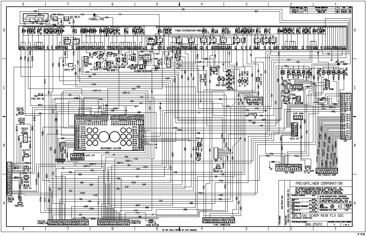 peterbilt wiring harness schematic wiring diagram document peterbilt wiring diagram 379 peterbilt wiring diagram #8