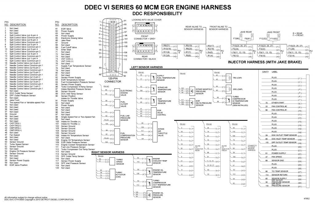 [SODI_2457]   27 Detroit Diesel Engine Service Manuals Free Download - Truck manual, wiring  diagrams, fault codes PDF free download | Ddec 6 Wiring Diagram |  | Truck manual, wiring diagrams, fault codes PDF free download