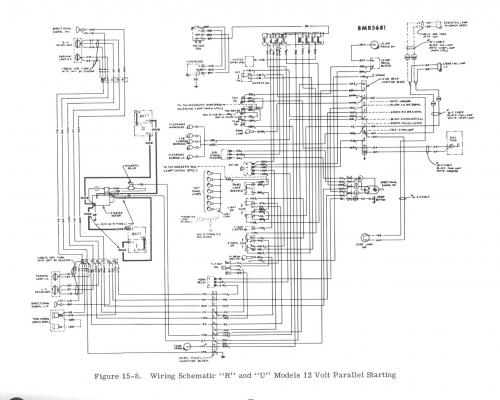 mack truck wiring diagram   truck manual